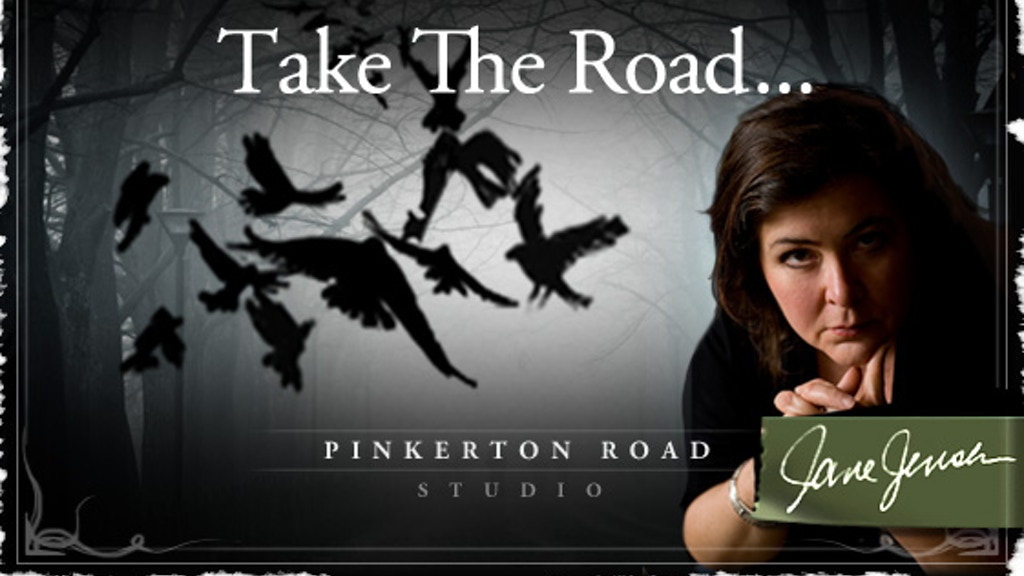 Jane Jensen's Moebius and Pinkerton Road Studio project video thumbnail