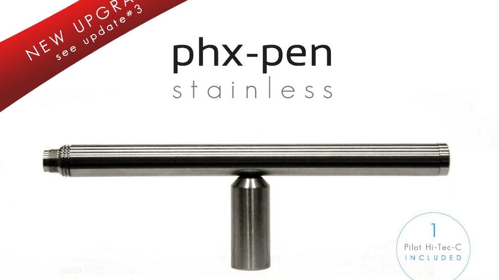 PHX Pen project video thumbnail