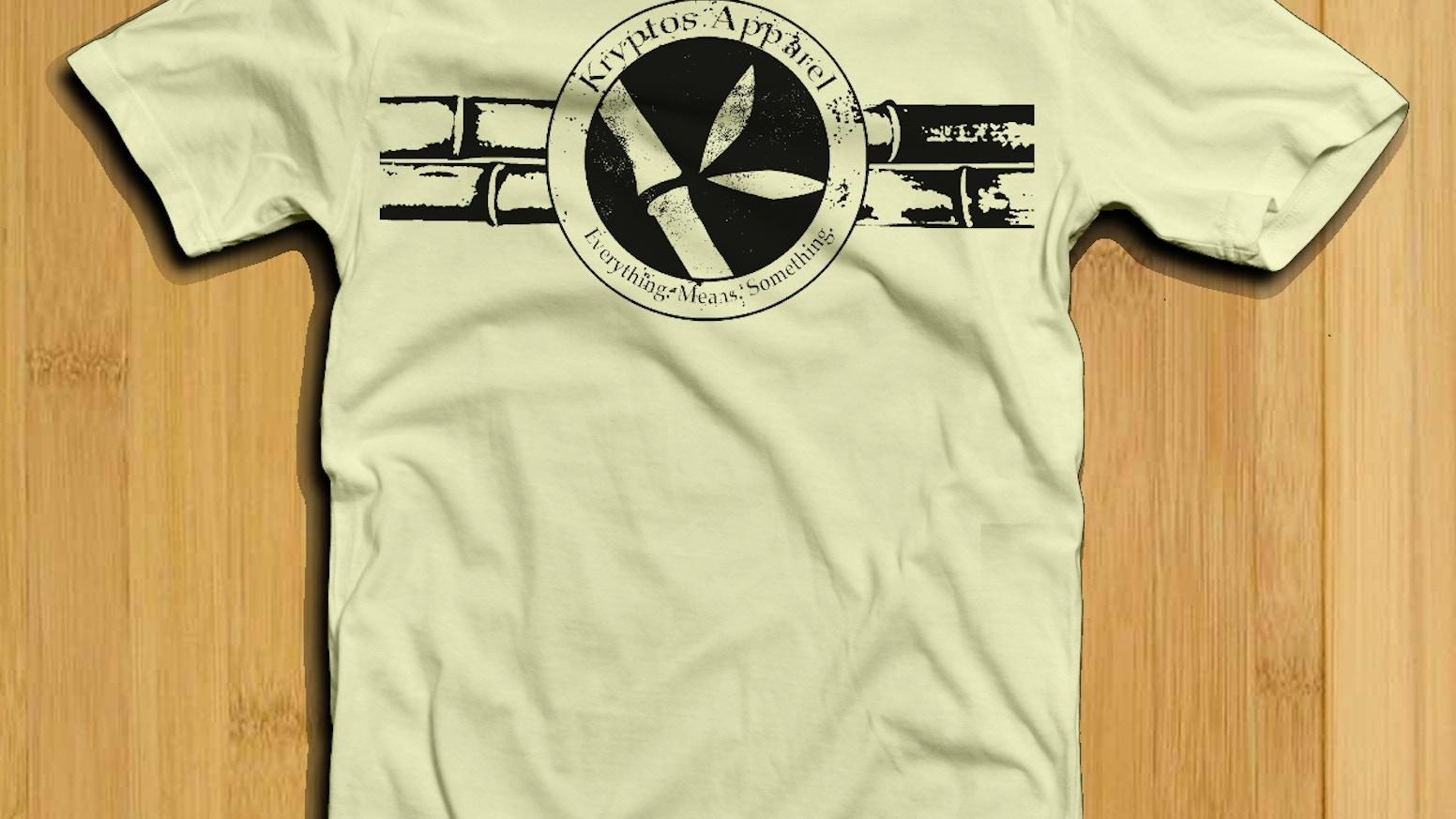 acf93424efae Environmentally Friendly Bamboo T-shirt by Darrell Henderson ...