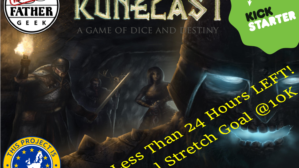 Runecast : A Game of Dice and Destiny project video thumbnail