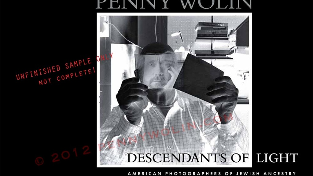 Penny Wolin: American Photographers of Jewish Ancestry project video thumbnail