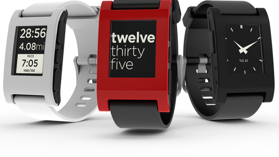 Pebble: E-Paper Watch for iPhone and Android project video thumbnail