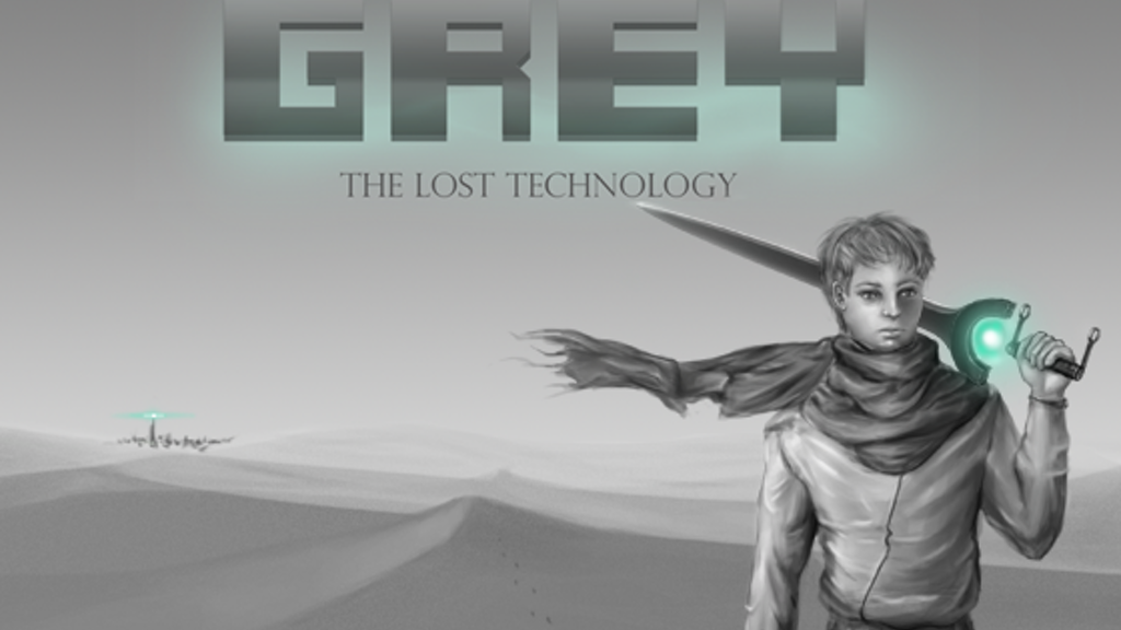 Grey: The Lost Technology project video thumbnail
