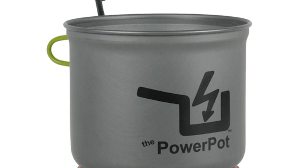 The PowerPot project video thumbnail