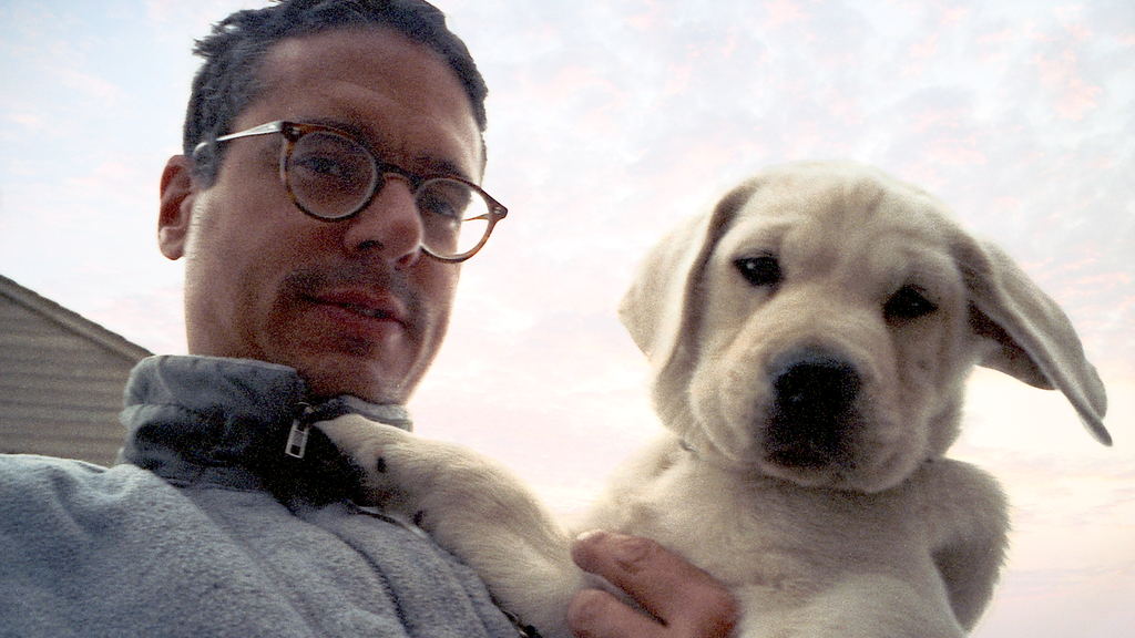 The Dog in the Clouds: a dog memoir in an e-book project video thumbnail