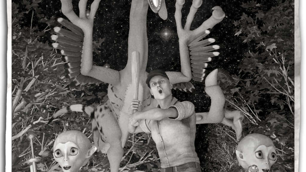 Project image for Aliens Vs Hillbillies - Hillbilly Sculpts