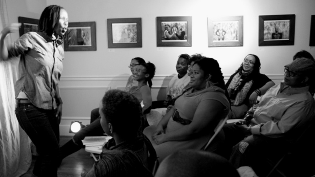 3rd Annual Revival Poetry Tour project video thumbnail