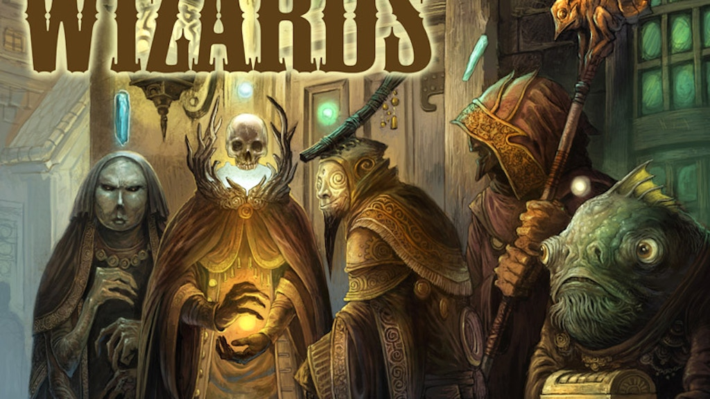 Gateway: The Book of Wizards project video thumbnail