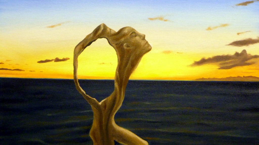 EMERGENCE: Surreal Oil Paintings by J.J. Long project video thumbnail