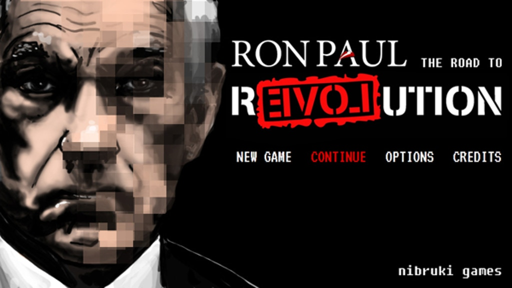 Ron Paul: Road to REVOLution project video thumbnail