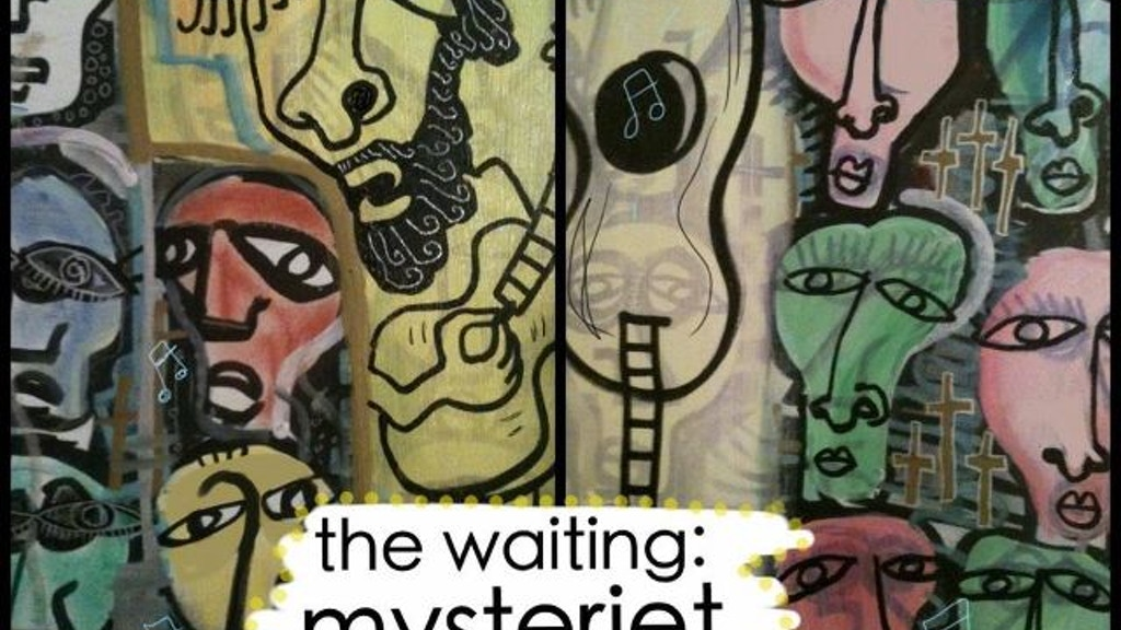 Be a part of the new record by The Waiting!! Mysteriet project video thumbnail