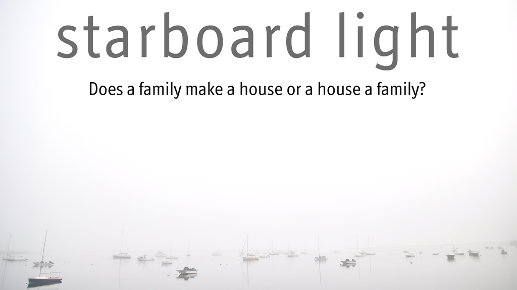 Starboard Light project video thumbnail