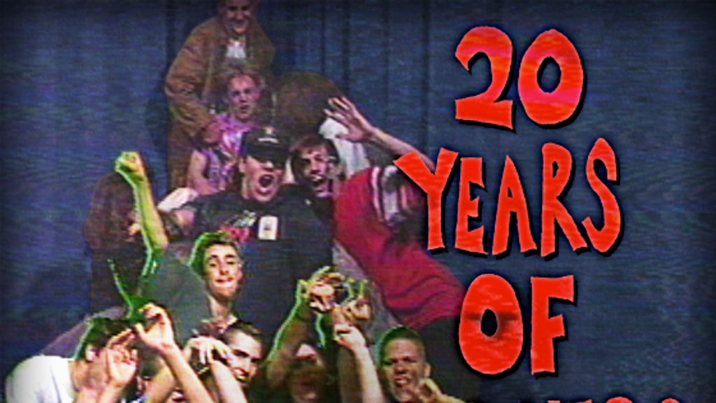 20 YEARS OF MADNESS project video thumbnail