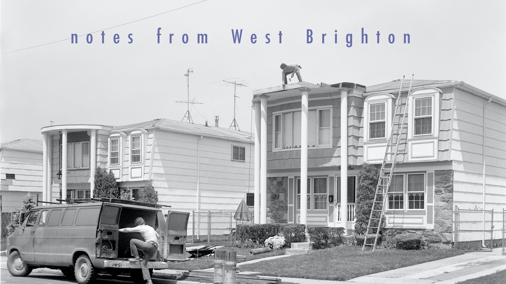 STATEN ISLAND : NOTES FROM WEST BRIGHTON project video thumbnail
