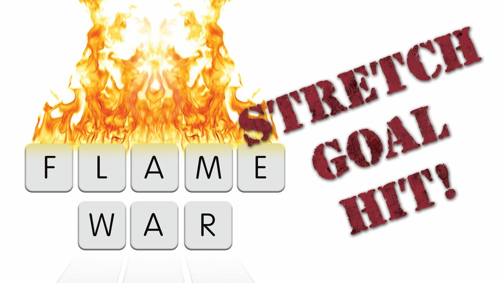 Flame War - The Card Game of Extreme Moderation project video thumbnail