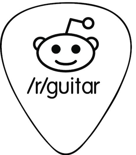 Reddit Guitar Custom Guitar Picks. by Dan — Kickstarter