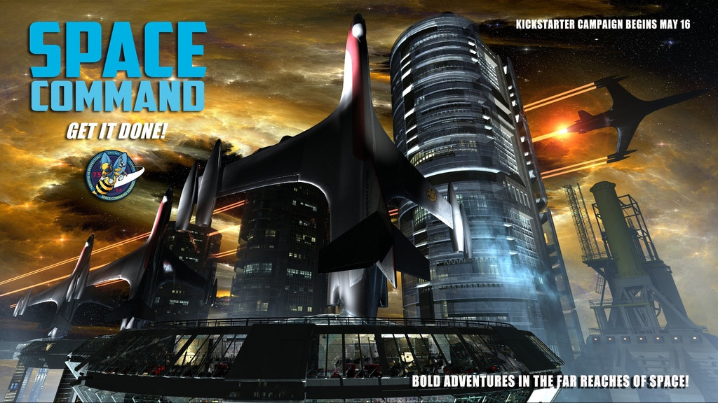 Space Command project video thumbnail