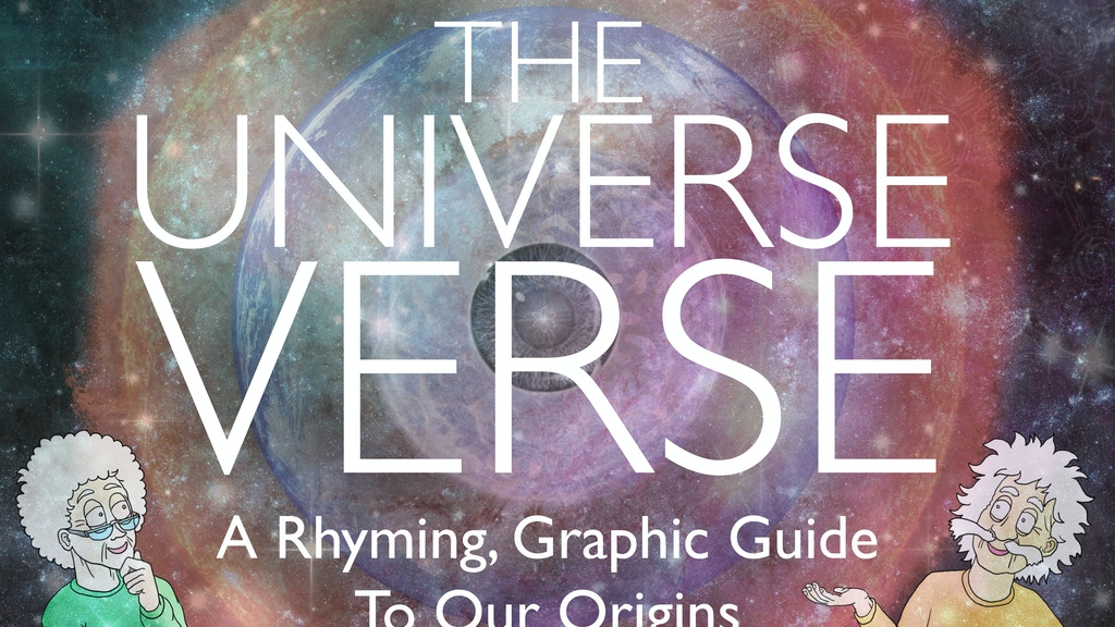 The Universe Verse - A rhyming graphic guide to our origins project video thumbnail