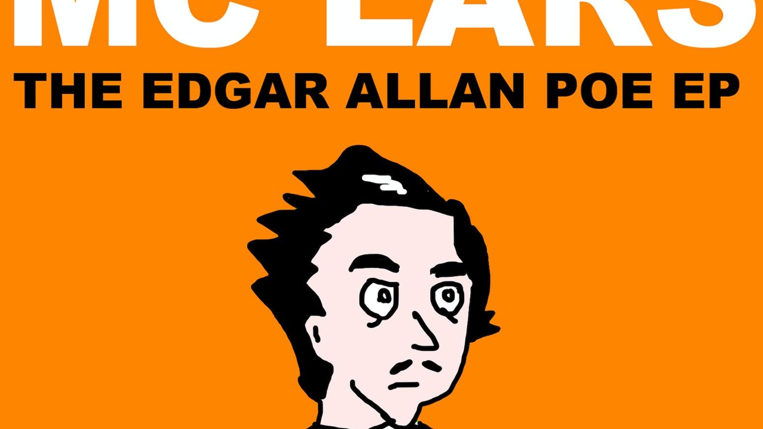 mc lars greatest hits on vinyl edgar allan poe ep by