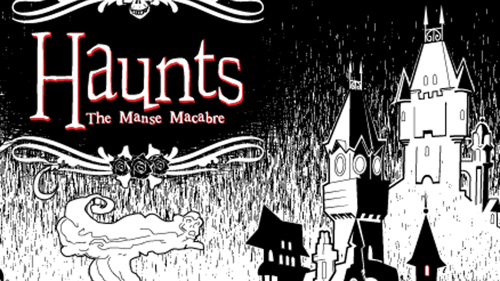Haunts: The Manse Macabre project video thumbnail