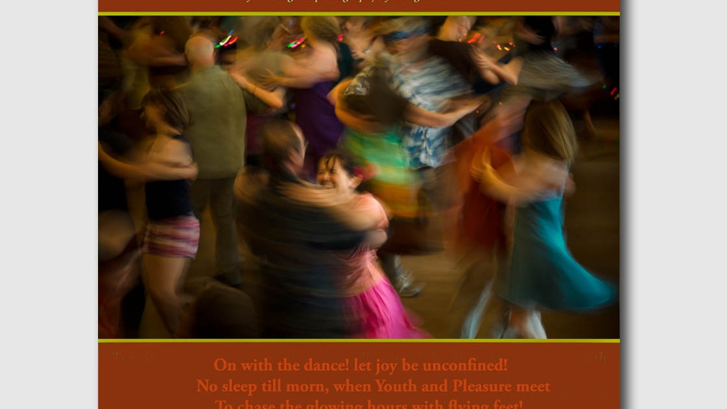 The 2013 Contradance Calendar project video thumbnail