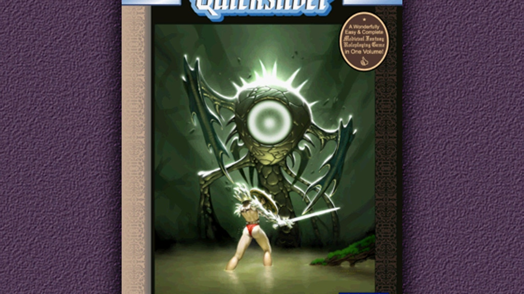 Quicksilver Worldbook for Pathfinder project video thumbnail