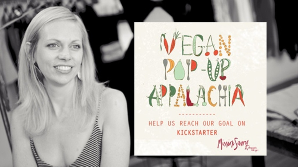 """Organic To-Go"": A Vegan Pop-Up in Appalachia. project video thumbnail"
