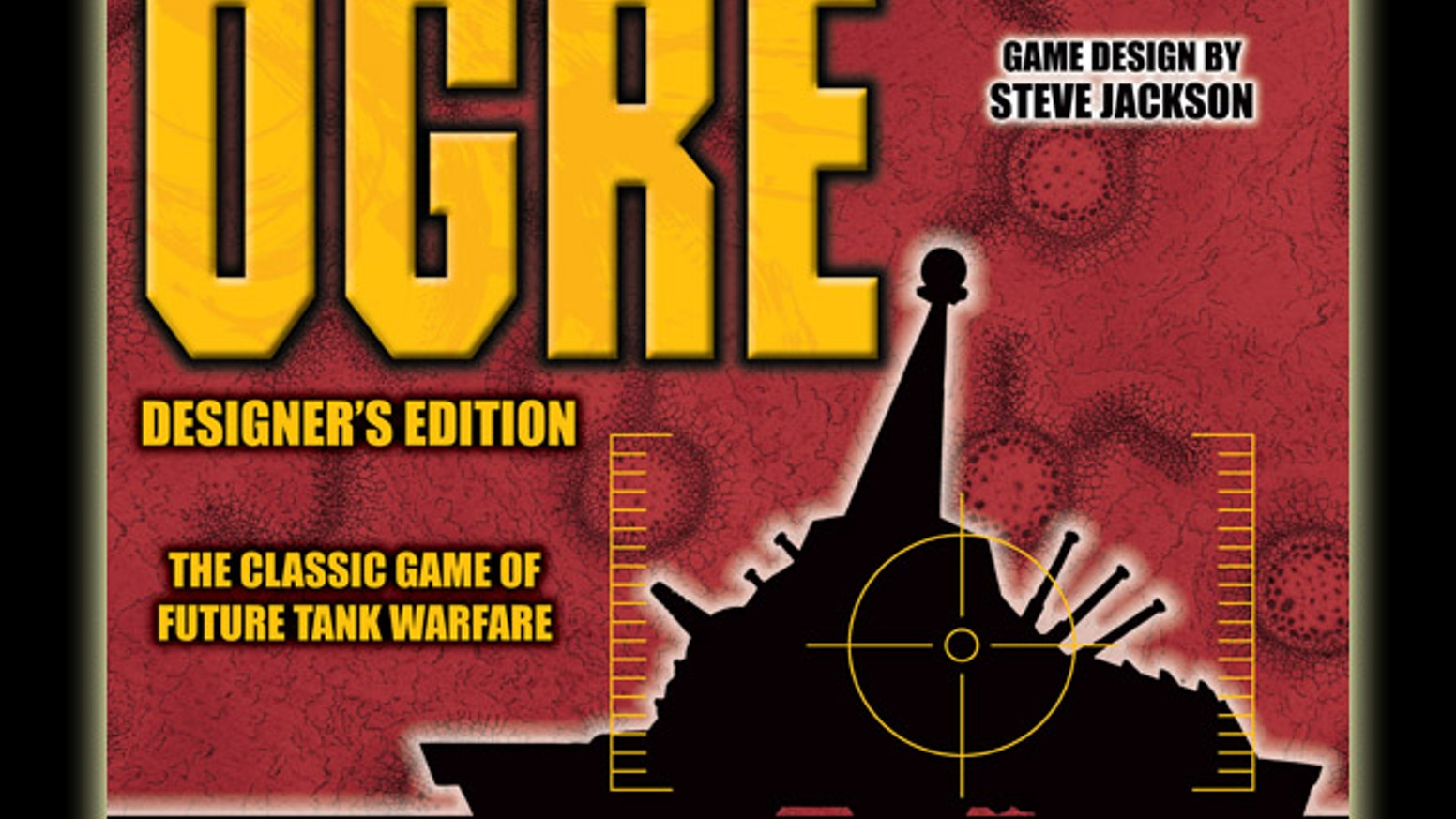 35 years after the first publication of OGRE, we're coming back with a massive new edition, and YOU can make it better.