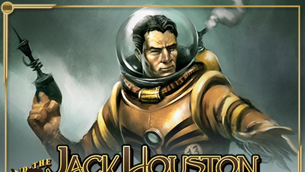 Jack Houston and the Necronauts project video thumbnail