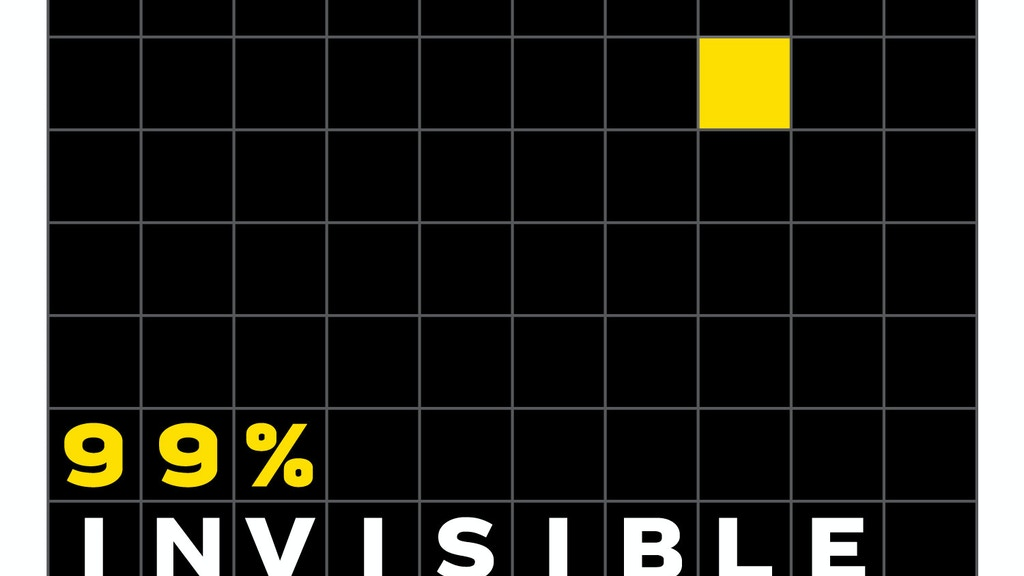 99% Invisible: Season 3 project video thumbnail