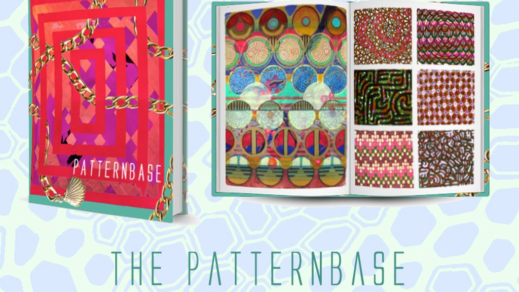 PATTERNBASE: A Book of Contemporary Textile & Surface Design project video thumbnail