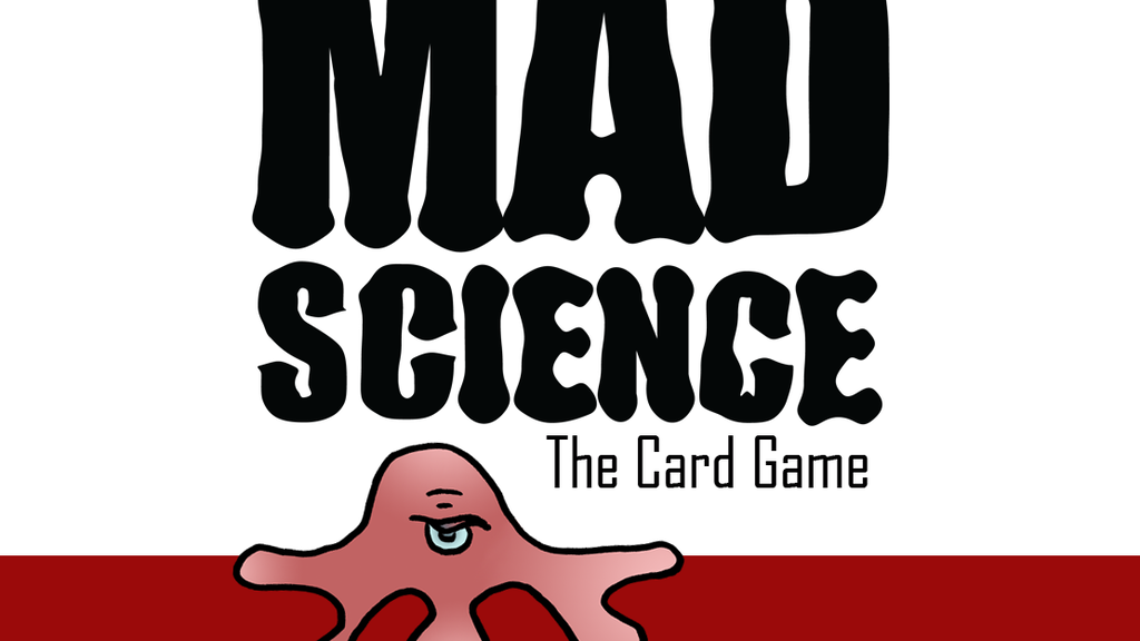 Mad Science The Card Game project video thumbnail