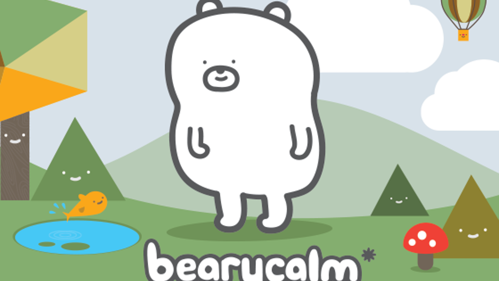 The Original Bearycalm project video thumbnail