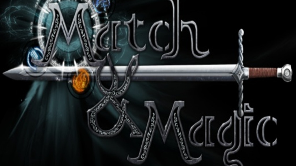 Match and Magic project video thumbnail