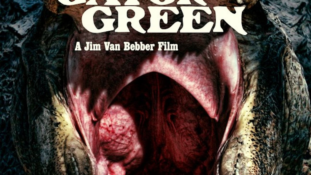 GATOR GREEN a film by Jim Vanbebber project video thumbnail