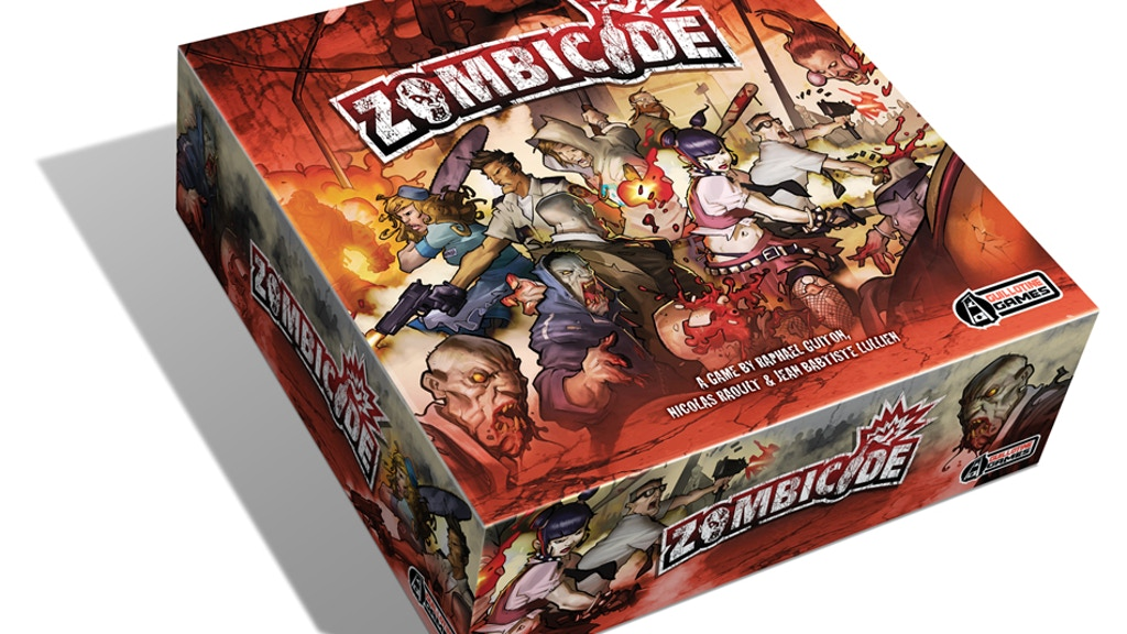 Zombicide project video thumbnail