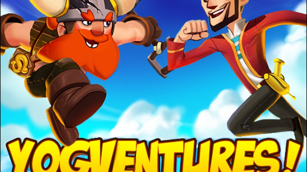 Yogventures! project video thumbnail