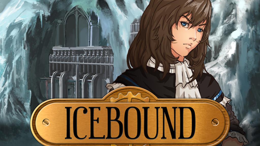 Icebound: A Visual Novel project video thumbnail