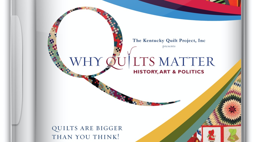 "Create ""Why Quilts Matter"" Conversation Guides project video thumbnail"