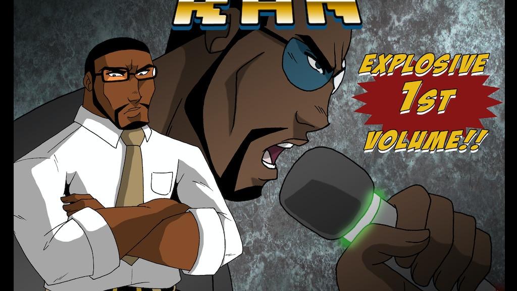 "Mega Ran's ""Language Arts"" Video Game and Comic project! project video thumbnail"