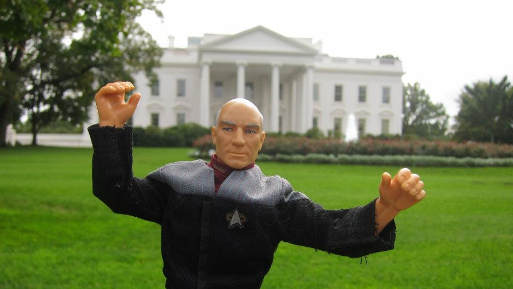 Send Captain Picard to Space project video thumbnail