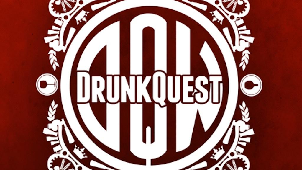 Drunk Quest project video thumbnail