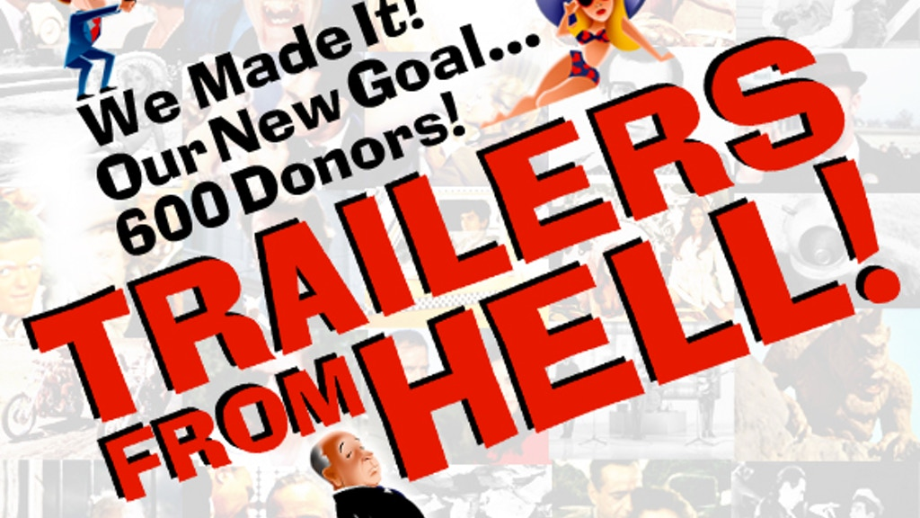 Trailers From Hell! project video thumbnail