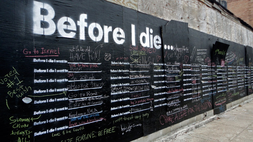 Before I Die...(Pittsburgh) project video thumbnail