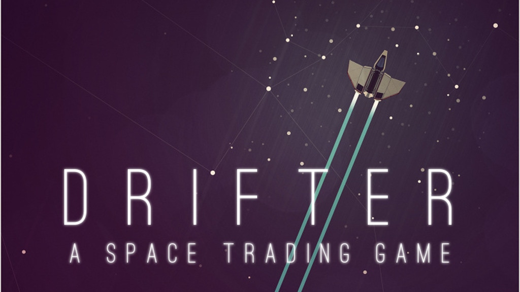 Drifter: A Space Trading Game project video thumbnail