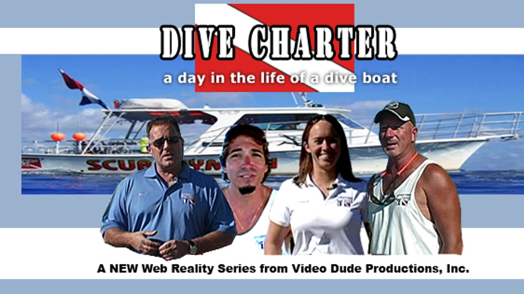 Dive Charter: A Day in the Life of a Dive Boat project video thumbnail