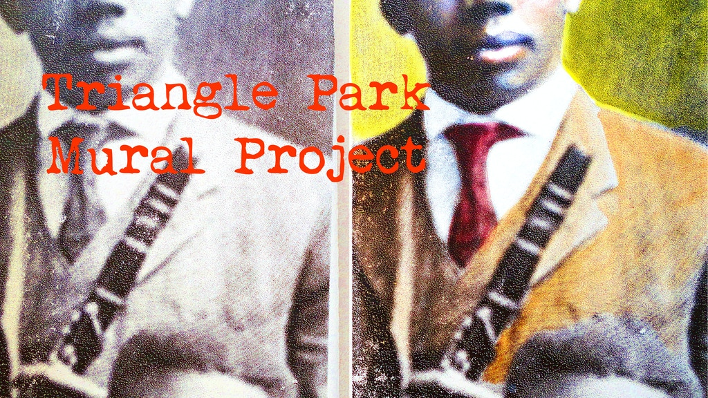 Triangle Park Mural Project project video thumbnail