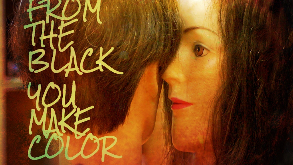 From the Black You Make Color project video thumbnail
