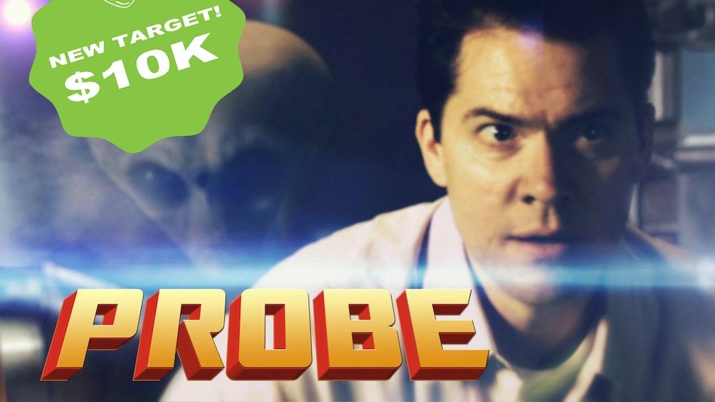 PROBE project video thumbnail