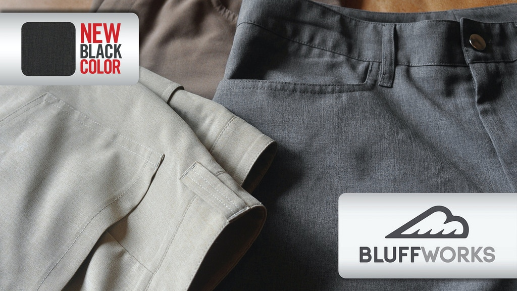 Pants by Bluff Works project video thumbnail